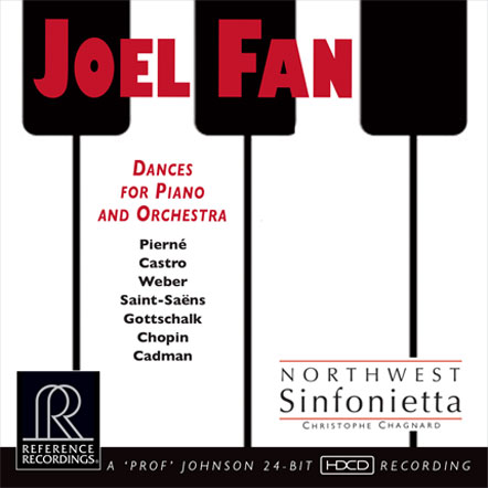 Joel Fan Dances For Piano And Orchestra