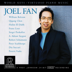 World Keys: Virtuoso Piano Music | Joel Fan