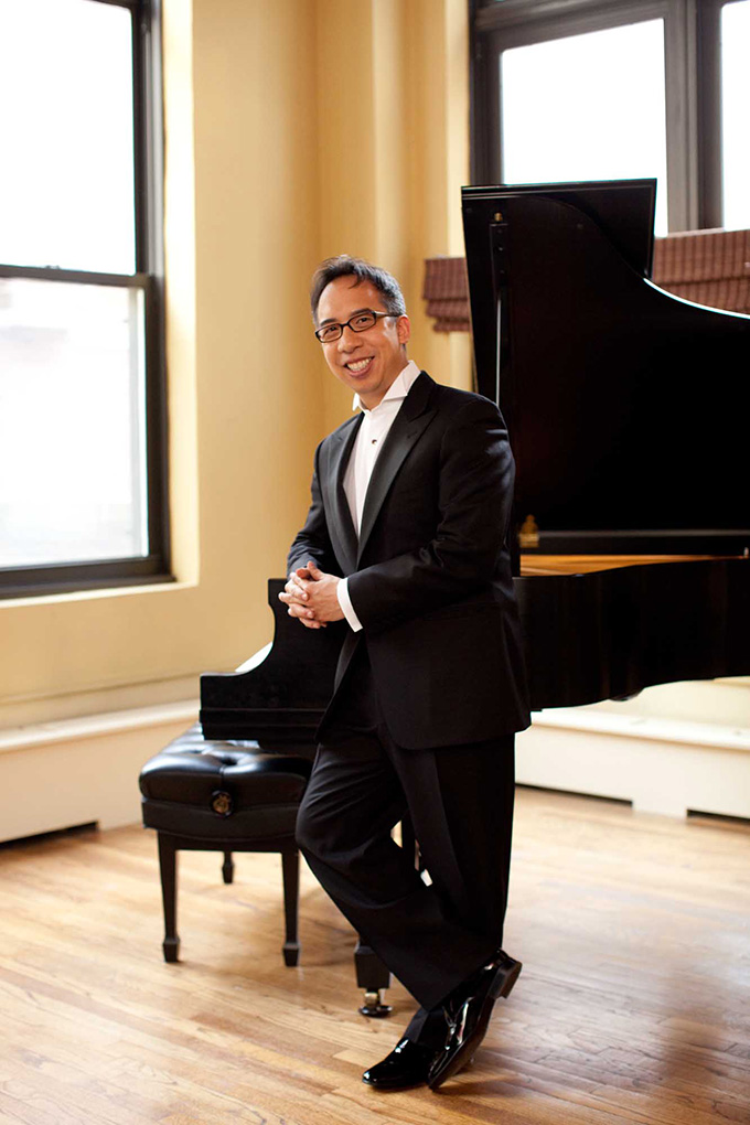 Joel Fan, pianist