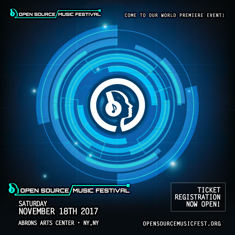 Open Source Music Festival